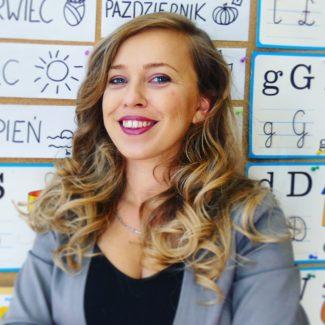 Dyrektor przedszkola - Michalina Grodzka