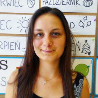 Nauczyciel grupy II - Helena Zmitrowicz-Ostrowska