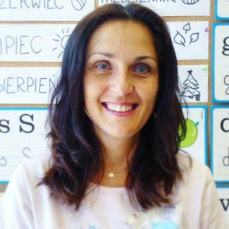 Nauczyciel grupy III - Joanna Paluch