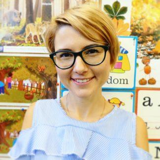 Logopeda - Justyna Gierosz