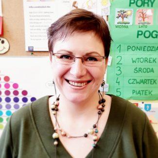 Pomoc nauczyciela - Katarzyna Radelczuk